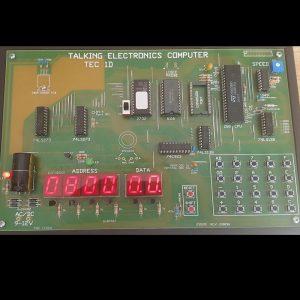 Talking Electronics TEC-1D