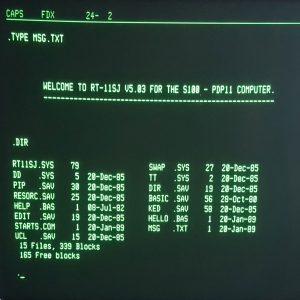 S100 PDP11